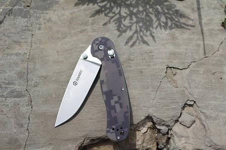 Туристический нож Ganzo (Пиксель) G727M-CA, фото 2