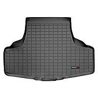 Коврик в багажник Infiniti Q70 2014-, черный Инфинити