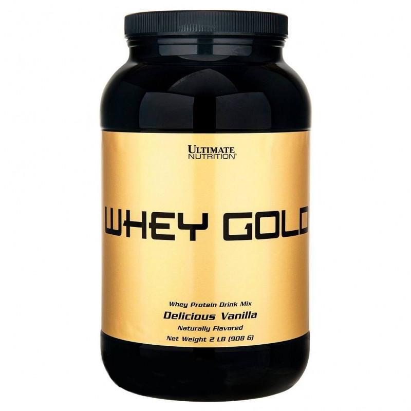 UltN Whey Gold 908 г - vanilla