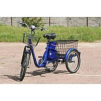 Трехколесный электровелосипед Skybike 3-CYCL (350 Вт)