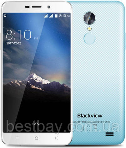 Blackview A10 blue, фото 2