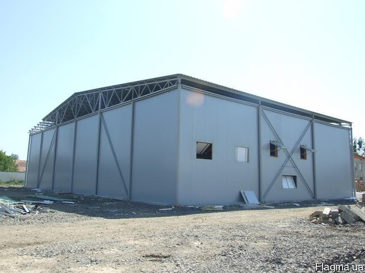 Будівництво овочесховища на 4000т.