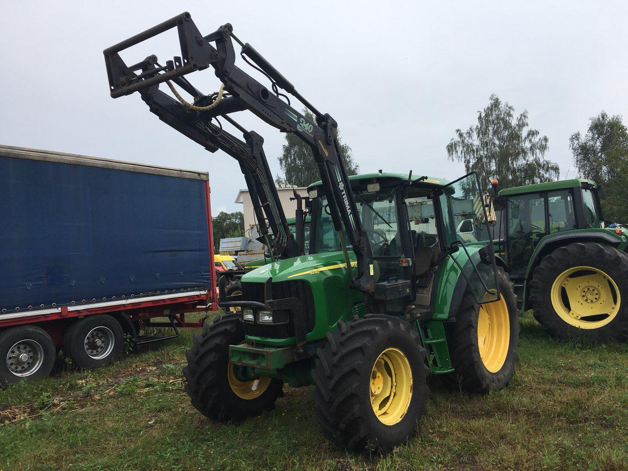 Продам трактор John Deere 6320 Джон Дир (Джон Дір )