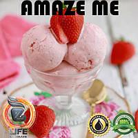 Ароматизатор Inawera  AMAZE ME (Клубничное мороженое)