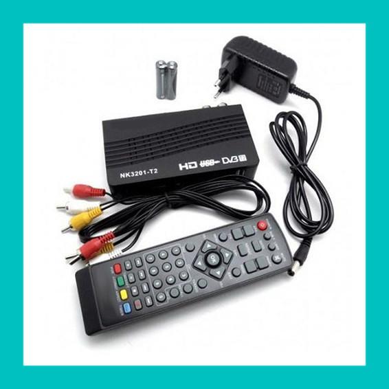Цифровой телевизионный приемник WIMPEX WX 3201-T2 DVB!Акция