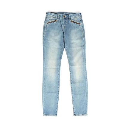 Женские джинсы Geox W5230A LIGHT BLUE, фото 2