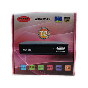 Цифровой телевизионный приемник WIMPEX WX 3202-T2 DVB!Акция, фото 2