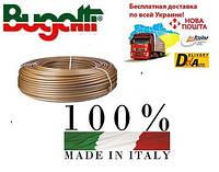 Труба для теплого пола BUGATTI PEX-A EVON 16*2мм (Италия)