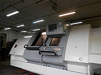 Токарный станок с ЧПУ GILDEMEISTER CTX 500