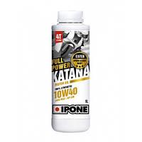 Масло моторное IPONE Full Power Katana 10W40 1л