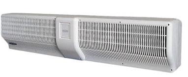 Тепловая завеса горизонтальная Neoclima Standard E 46 IR(ДУ)(610)