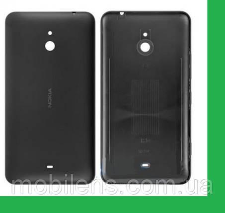 Nokia 1320 Lumia Задняя крышка черная, фото 2
