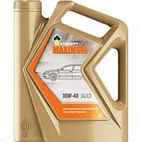 Масло моторное полусинтетика Роснефть MAXIMUM10w-40 5л