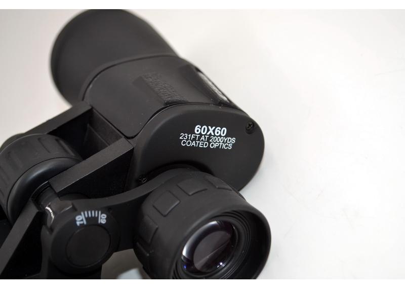 Мощный Бинокль Canon 60х60 оптический прибор