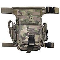 Тактична стегновий сумка MFH 30701X Multicam