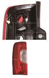 Ліхтар задній лівий Fiat FIORINO/QUBO/NEMO/BIPPER