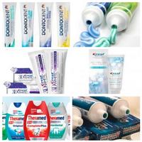 Зубная паста Crest и другие