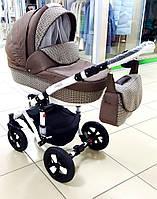 Детская коляска-трансформер Adamex 647K Galactic 2 в 1