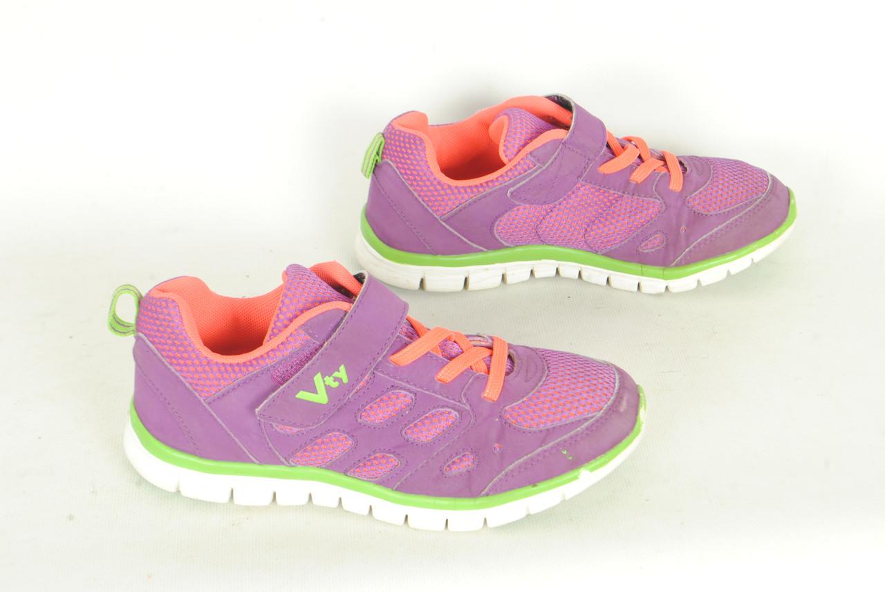 e4b8eea4 Детские кроссовки Vty для девочки размер 33 - Интернет-магазин Second hand