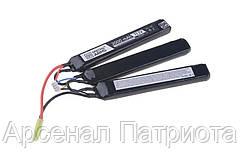 Акумулятор тримодульний Specna Arms  LiPo 11,1V 2000mAh 15/30C