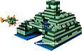 """Конструктор Bela 10734 Майнкрафт """"Подводная крепость"""" аналог лего 21136, 1134 деталей., фото 7"""