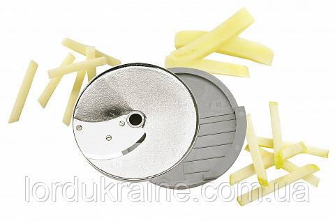 Диск для овощерезки Robot Coupe 28158 (10х16 мм)