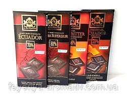 Черный шоколад J.D. Gross 125 гр