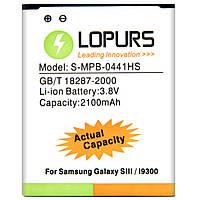 Аккумулятор  Samsung Galaxy  I9300 S3 EB-L1G6LLU , фото 1
