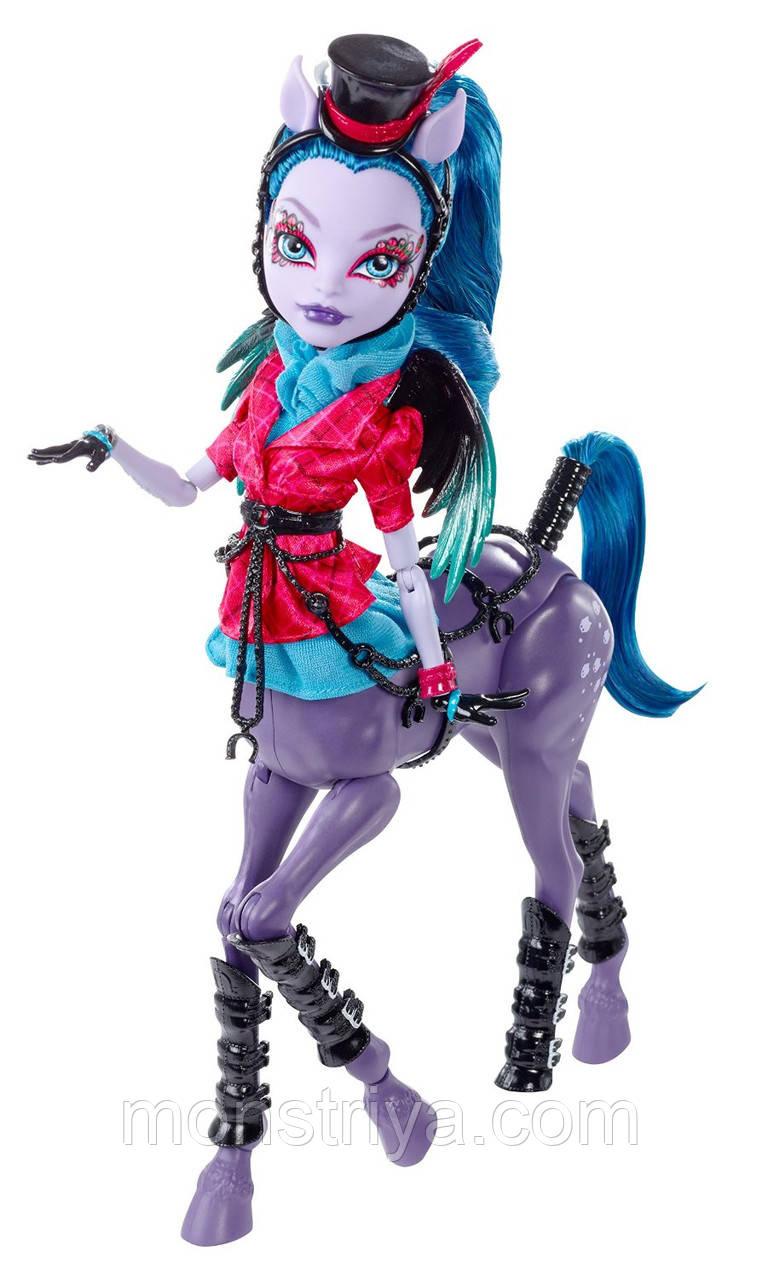 Кукла Monster High Freaky Fusion Avea Trotter Слияние Монстров, Кукла Авиа Троттер (Avea Trotter) Киев.