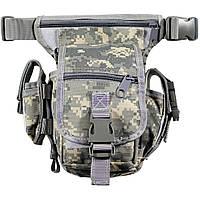 Тактична стегновий сумка MFH 30701Q AT-Digital