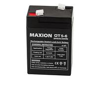 Промышленный Аккумулятор UPS MAXION 6- 5 (6V,5Ah)
