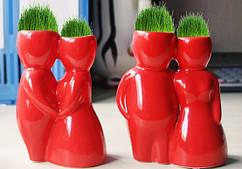 Травянчики с семенами (керамика)