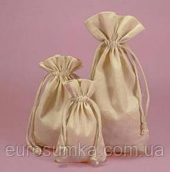 Пошив подарочных мешочков на заказ от 100 шт.