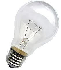 Лампа накаливания ЛОН,МО