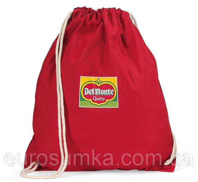 Промо-рюкзак з бавовни від 100 шт.