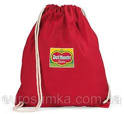 Промо-рюкзак из хлопка от 100 шт.