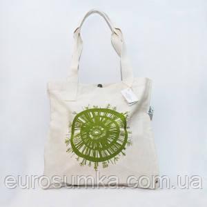 Холщовая сумка на заказ от 100 шт.