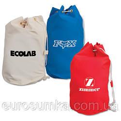 Тканевый рюкзак от 100 шт.