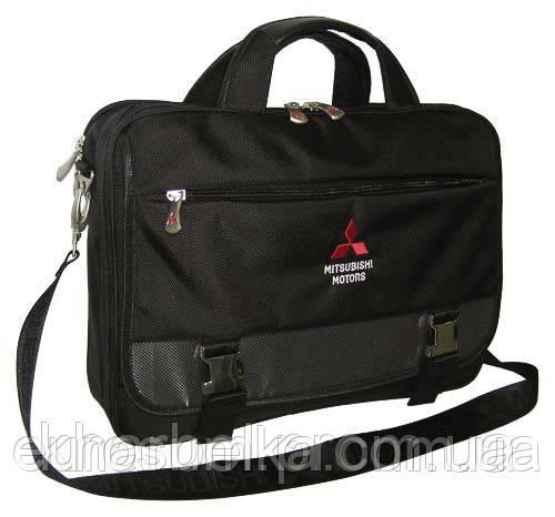 Бизнес сумка с логотипом вашей компании