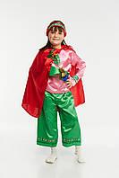 """Детский карнавальный костюм """"месяц Июль"""""""