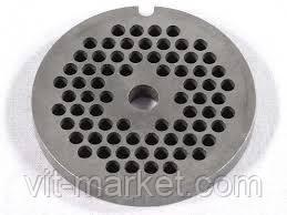 Оригинал. Решетка (сито) средняя 4.7mm для мясорубок Kenwood Вкод KW714422
