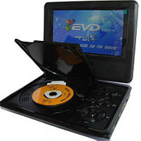 "Портативный DVD Плеер Portable DVD NS-958 Game EVD USB SD TV FM, 9"""