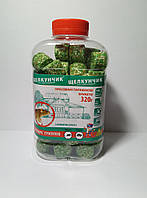 Щелкунчик брикеты с ароматом арахиса 320 г от грызунов качество