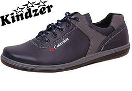 Туфли спорт T26 Блугрей