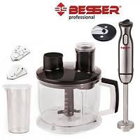 Блендер погружной (кухонный комбайн, овощерезка, измельчитель)BESSER 1000W (10203)