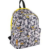 Городской рюкзак школьный Kite AT18-1001M 18л. (Время приключений, рюкзак Adventure Time, шкільный рюкзак)