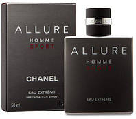 Chanel Allure Homme Sport eau Extreme EDT 50 ml (лиц.)