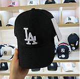 LA Los Angeles от MLB кепки и бейсболки. Кепки LA разных цветов. Большой выбор бейсболок., фото 8