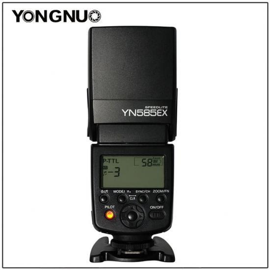 Вспышка для фотоаппаратов PENTAX - YongNuo Speedlite YN-585EX (YN585EX) с P-TTL