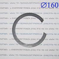 Кольцо стопорное Ф160 ГОСТ 13941-86 (ВНУТРЕННЕЕ) , фото 1